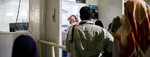 Identification of Refugees in Need of Resettlement